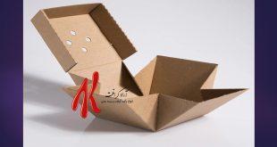 خرید جعبه برگر