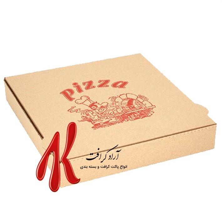 سفارش اینترنتی جعبه پیتزا