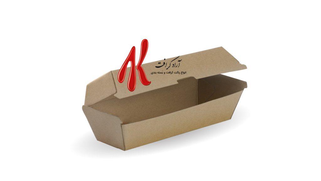 خرید انواع جعبه ساندویچ