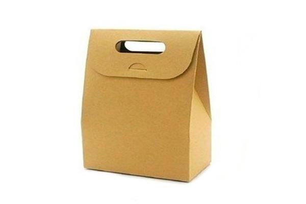 استعلام قیمت و طراحی پاکت کرافت فست فود