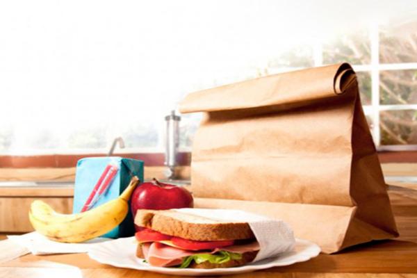 اعلام قیمت پاکت بیرون بر ساندویچ