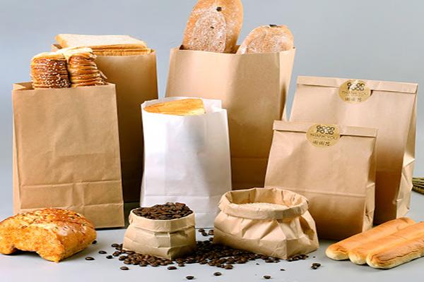 تولید و بسته بندی پاکت فست فود کاغذی