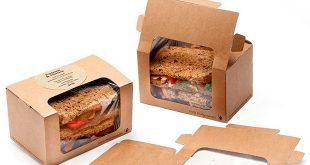 تولید و فروش ارزان پاکت ساندویچی