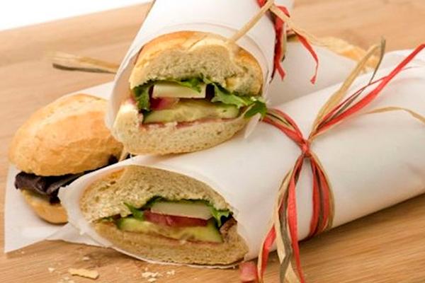 تولید و فروش پاکت ساندویچ