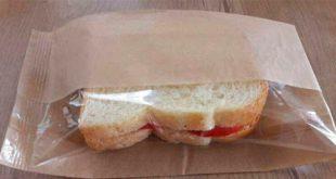 ثبت سفارش پاکت ساندویچ پنجره دار