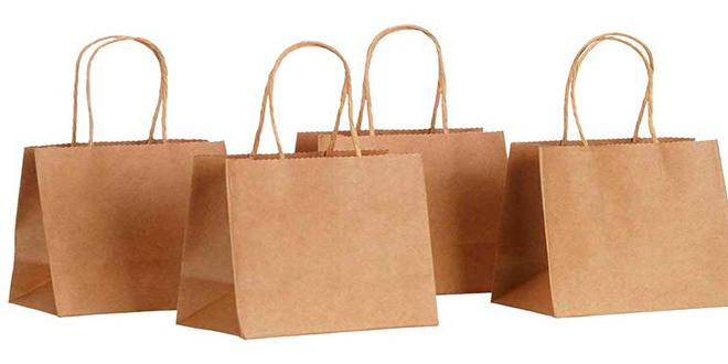خرید آنلاین پاکت بیرون بر فست فود