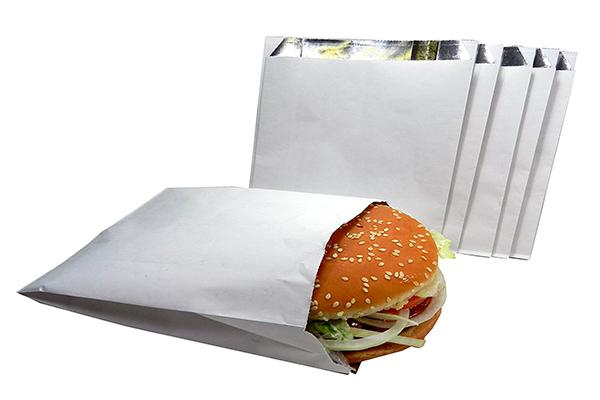 خرید بی واسطه پاکت ساندویچ همبرگر