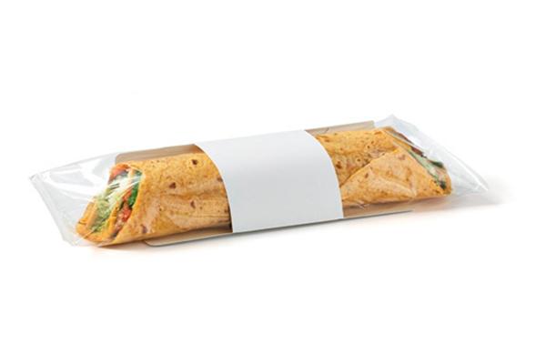خرید عمده و ارزان پاکت ساندویچ پلاستیکی