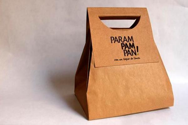خرید پاکت کرافت غذای بیرون بر با هزینه عالی