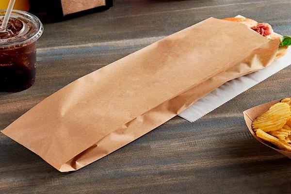 راه اندازی واحد تولیدی پاکت کرافت فست فود