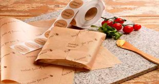 ساخت انواع پاکت فست فود در کشور