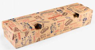 ساخت و عرضه پاکت کرافت ساندویچ