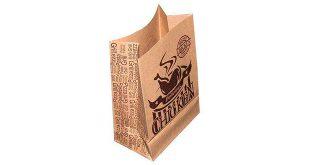 شرکت عرضه کننده پاکت کرافت فست فود