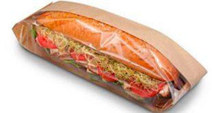 فروشگاه پاکت ساندویچ کرافت