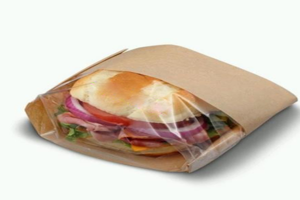 فروش عمده ای پاکت ساندویچ پنجره دار