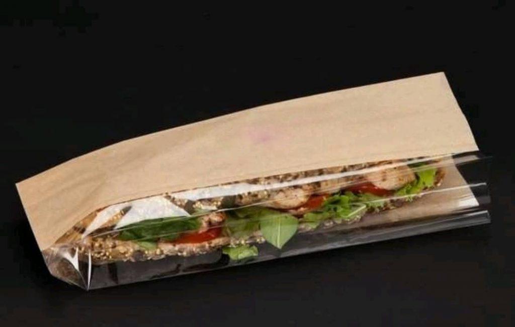 مراکز خرید پاکت ساندویچ کرافت