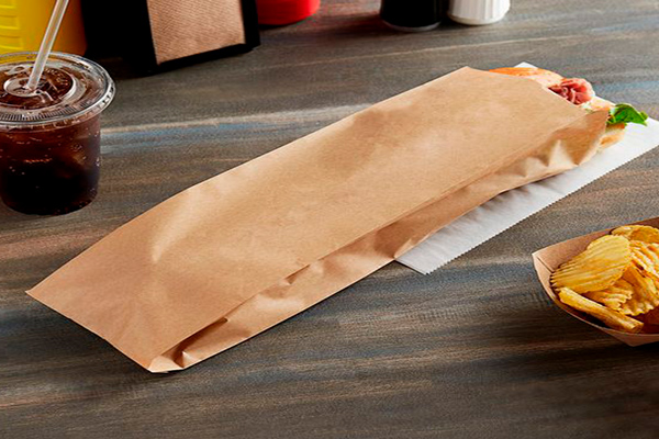 مشاوره خرید پاکت کرافت ساندویچ
