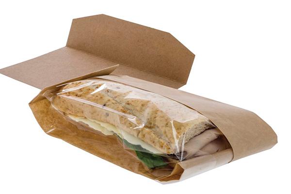 نمایندگی فروش پاکت کاغذی ساندویچ