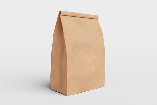 چاپ و فروش پاکت فست فود کرافت