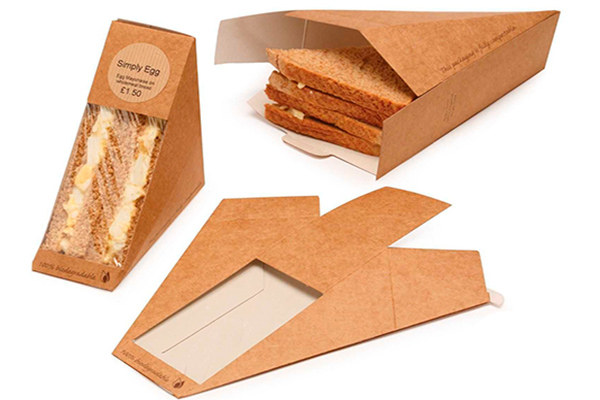 چاپ پاکت ساندویچ و ارائه به خریداران