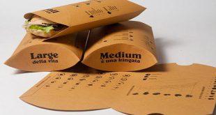 بررسی قیمت چاپ پاکت ساندویچ