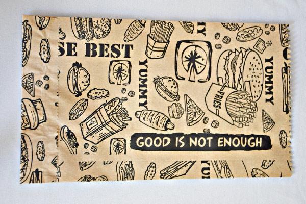 بهترین طراحی پاکت ساندویچ
