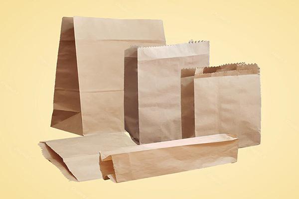 خرید پاکت کرافت فست فود به قیمت عمده