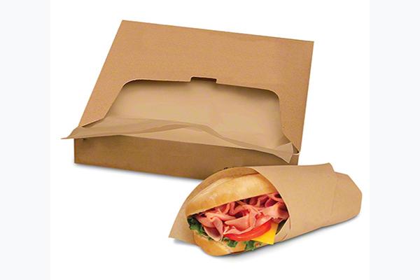 دریافت لیست قیمت پاکت ساندویچ