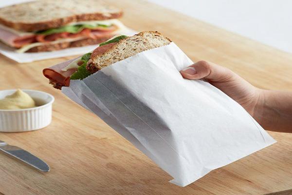 طراحی و عرضه پاکت ساندویچ