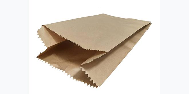 کارخانه تولید پاکت کرافت آماده طرح فست فود