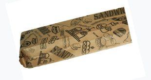 کارخانه تولید کننده پاکت کرافت ساندویچ